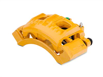 OPR Front Brake Caliper - Yellow (00-03 7,700 lb. GVW; 99-03 Lightning)