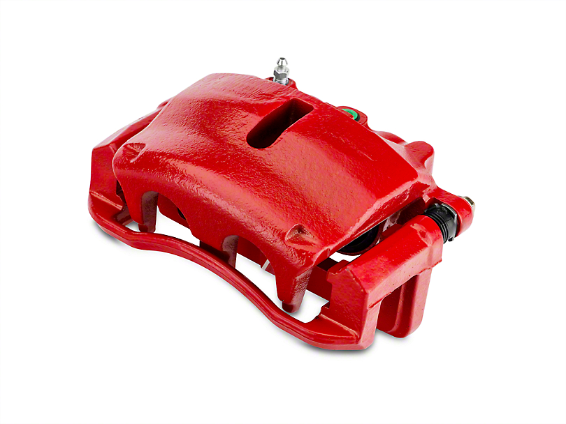 OPR Front Brake Caliper - Red (04-Early 05)