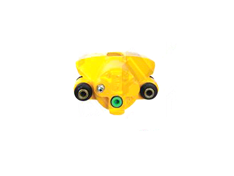 OPR Rear Brake Caliper - Yellow (97-03 All)