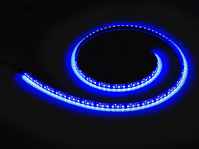 Axial Flexible LED Strip 36 in. - Blue (97-17 All)