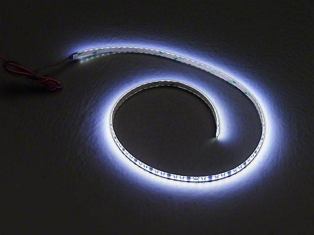 Axial 15 in. LED Strips - Pair - White (97-18 F-150)