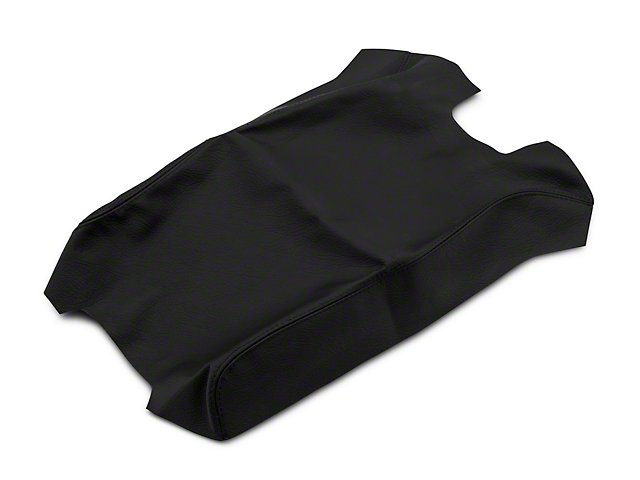 Alterum Center Console Armrest Cover - Black (09-14 All)