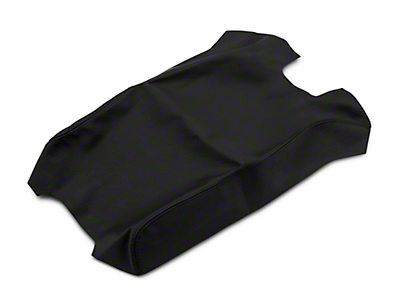 Alterum Center Console Armrest Cover - Black (09-14 F-150)