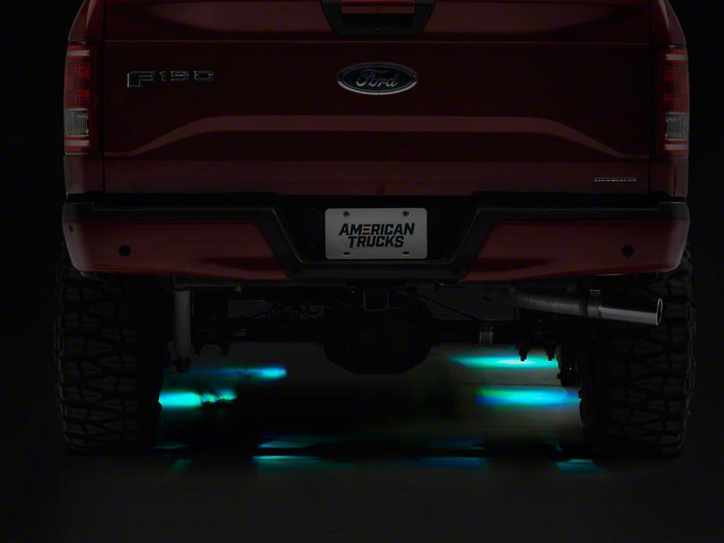 Vision X Tantrum LED Rock Light - RGB (97-18 F-150)