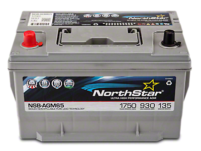 NorthStar Performance Battery (97-17 All)