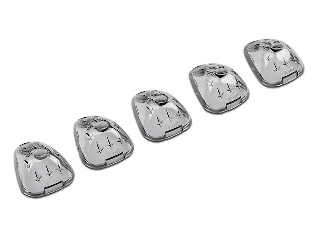 Axial Platinum Smoke Cab Roof Lights (97-03 All)