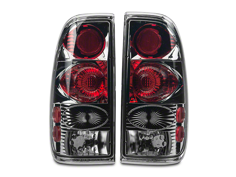 Axial Smoked Euro Tail Lights (97-03 Styleside Regular Cab, SuperCab)