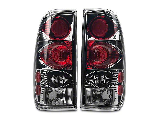 Axial Smoked Euro Tail Lights (97-03 F-150 Styleside Regular Cab, SuperCab)
