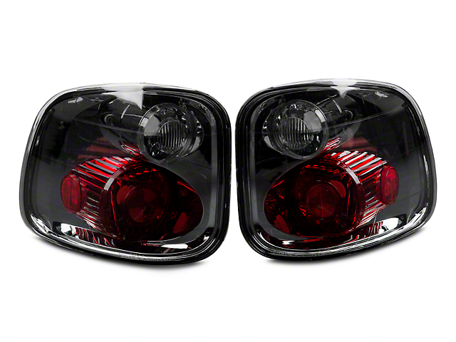 Axial Smoked Tail Lights (97-03 Flareside; Styleside SuperCrew)