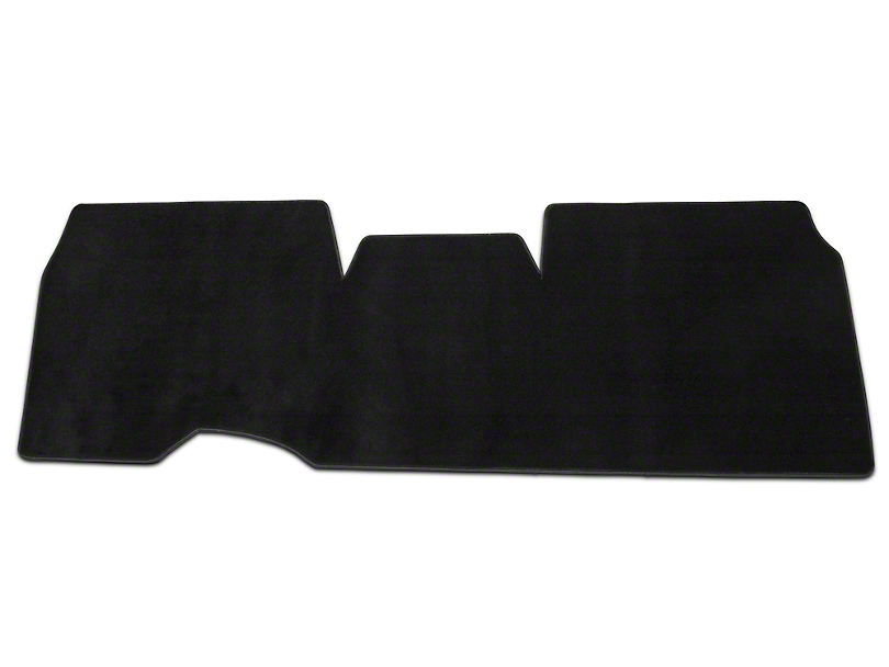 Lloyd Ultimat Rear Floor Mat - Black (09-14 F-150 SuperCab, SuperCrew)