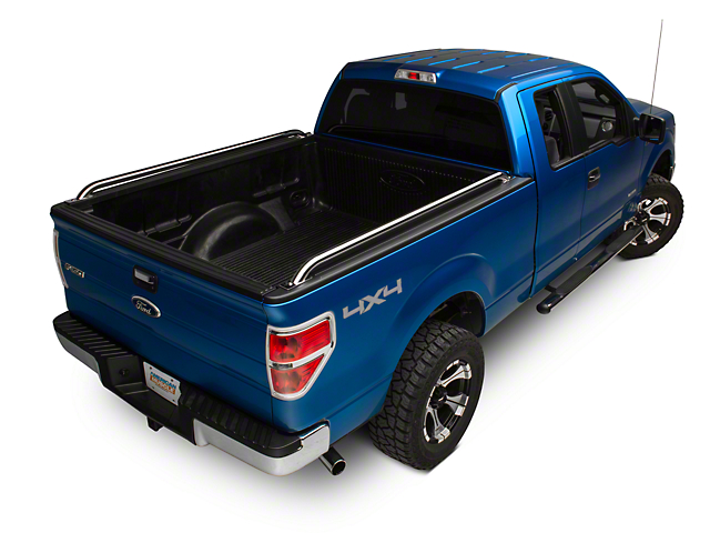 Raptor Series Tubular Bed Rail (09-14 F-150)