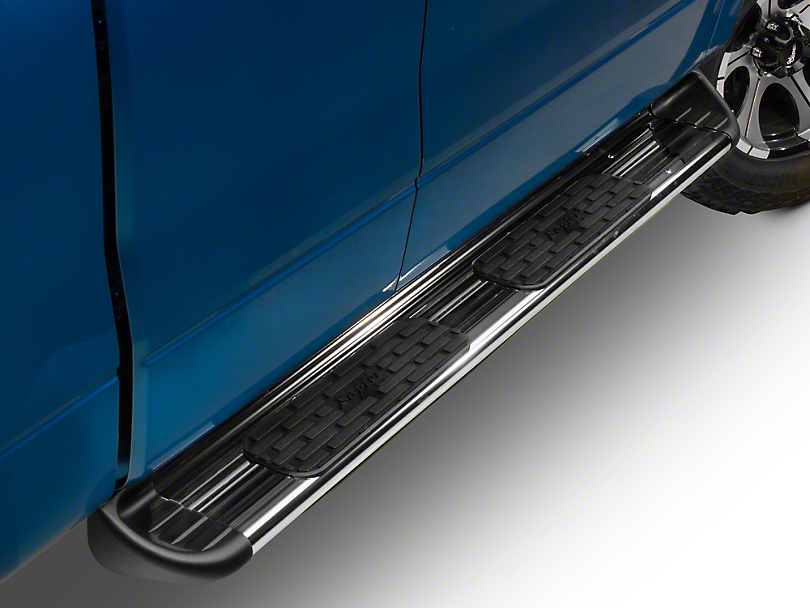 Raptor Series Stainless Running Boards (04-14 All)