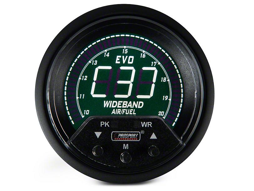 Premium Quad Color Wideband Air/Fuel Ratio Gauge - Digital (97-17 All)