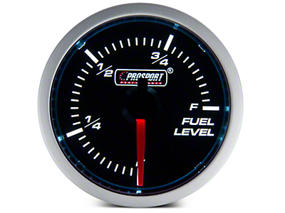 Dual Color Fuel Level Gauge - Electrical - Blue/White (97-17 All)