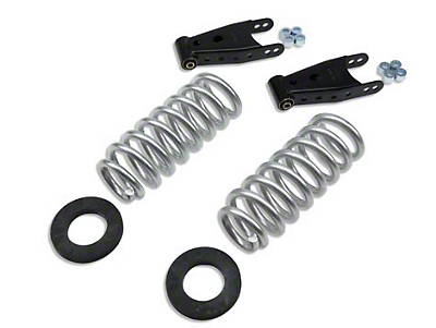 Belltech Stage 1 2 in. or 3 in. Front / 2 in. or 3 in. Rear Lowering Kit (04-08 4WD)