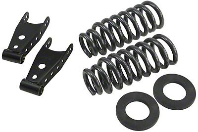 Belltech Stage 1 2 in. or 3 in. Front / 2 in. Rear Lowering Kit (09-13 2WD Regular Cab w/ 6.5 ft. Bed)