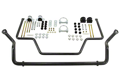Belltech Anti-Sway Bar Set (97-03 2WD V8, Excluding SuperCrew, Lightning & Harley-Davidson)