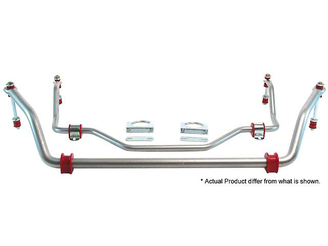 Belltech Anti-Sway Bar Set (99-03 F-150 Lightning; 02-03 F-150 Harley Davidson)