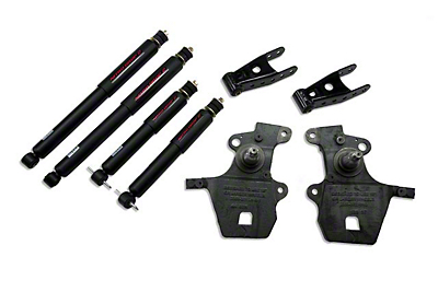 Belltech Stage 2 Lowering Kit w/ Nitro Drop 2 Shocks - 2 in. Front / 2 in. Rear (00-03 Harley Davidson)