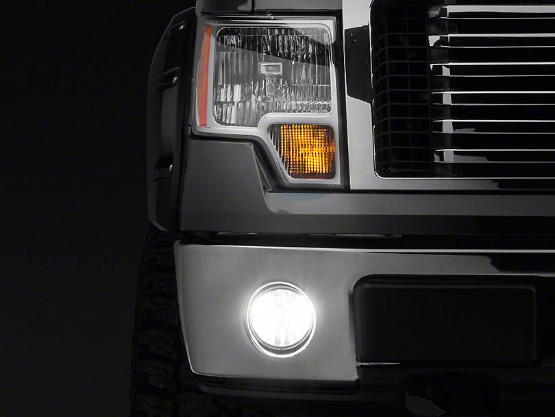 Vividline Fog Light LED Conversion Bulb Kit - H10 (99-18 F-150, Excluding 02-03 Harley Davidson)