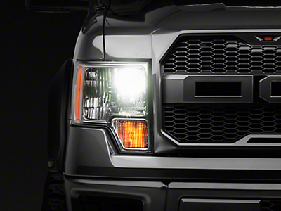 Headlight LED Conversion Bulb Kit - H13 (04-14 F-150)
