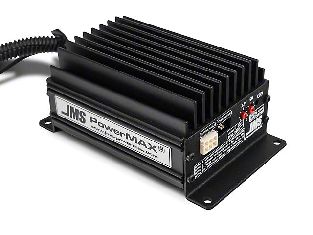 JMS FuelMAX - Fuel Pump Voltage Booster V2 (09-14 All)