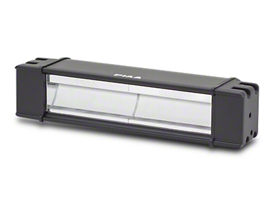 PIAA RF Series 10 In. LED Light Bar - Fog Beam (97-17 All)