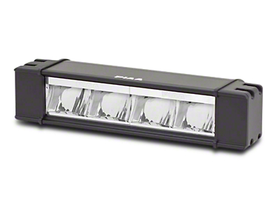 PIAA RF Series 10 in. LED Light Bar - Driving Beam (97-18 All)