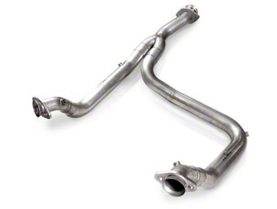 Stainless Works Off-Road Downpipe (11-14 3.5L EcoBoost F-150)