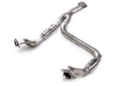Stainless Works Catted Downpipe (11-14 3.5L EcoBoost)