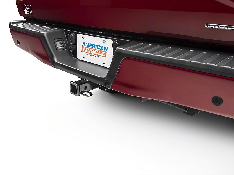 Curt Manufacturing Class III Trailer Hitch (15-18 w/o Factory Hitch)