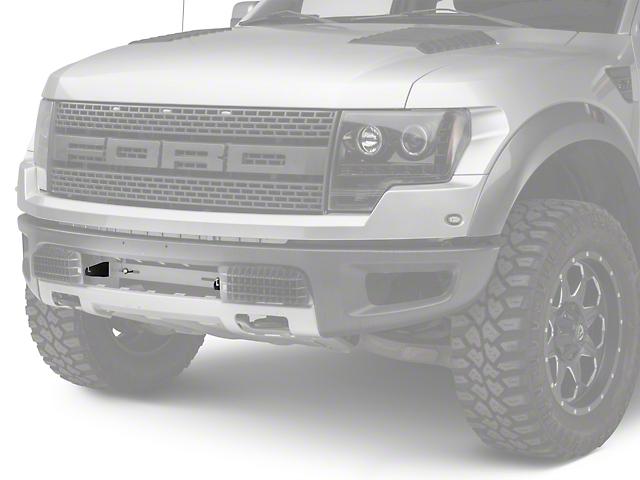 Rigid Industries 20 in. Light Bar Bumper Mounting Bracket (10-14 Raptor)