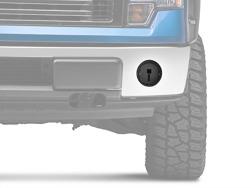 Rigid Industries Fog Light Mount - Holds Dually/D2 (06-14 All, Excluding Raptor)