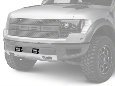Rigid Industries 4 in. E Series LED Light Bar - Flood Beam (97-18 F-150)