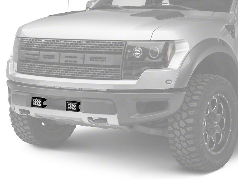 Rigid Industries 4 in. E Series LED Light Bar - Spot Beam (97-17 All)