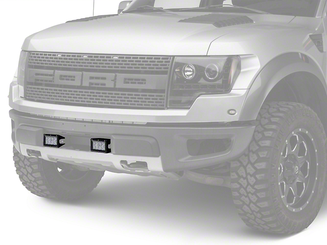 Rigid Industries 4 in. E Series LED Light Bar - 60 Deg. Diffused Lens - Flood Beam (97-18 F-150)