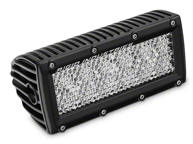 Rigid Industries 6 in. E Series LED Light Bar - 60 Deg. Diffused Lens - Flood Beam (97-18 F-150)
