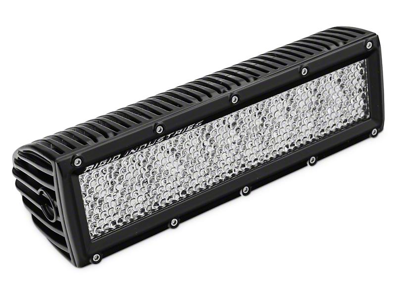 Rigid Industries 10 in. E Series LED Light Bar - 60 Deg. Diffused - Flood Beam