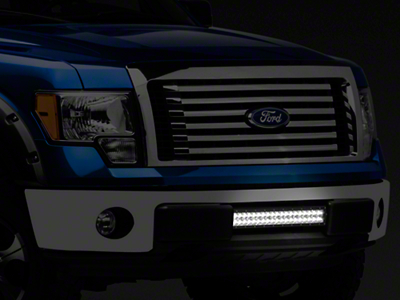 Rigid Industries 20 in. E Series LED Light Bar - Flood/Spot Combo (97-18 F-150)
