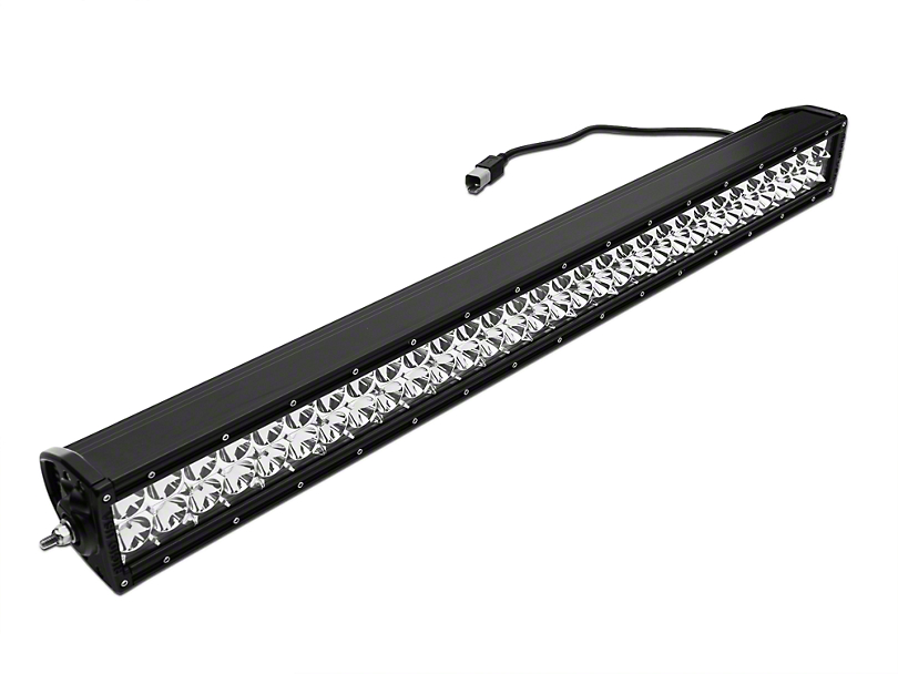 Rigid Industries 30 in. E Series LED Light Bar - Flood Beam (97-17 All)