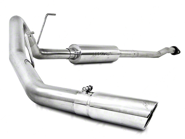 MBRP 3 in. XP Series Single Exhaust System - Side Exit (11-14 3.5L EcoBoost F-150)