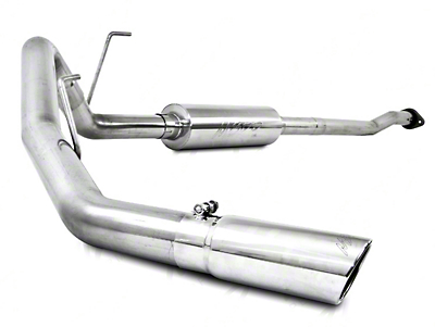 MBRP XP Series 3 in. Cat-Back Exhaust - Single Side Exit (11-14 3.5L EcoBoost)
