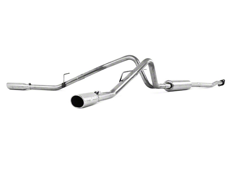MBRP XP Series 2.5 in. Cat-Back Exhaust - Split Side Exit (09-10 4.6L)