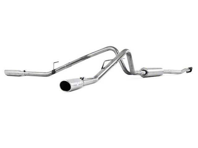 MBRP XP Series 2.5 in. Cat-Back Exhaust - Split Side Exit (11-14 3.5L EcoBoost)