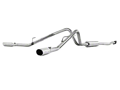 MBRP 2.5 in. XP Series Dual Exhaust System - Side Exit (11-14 3.5L EcoBoost F-150)