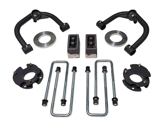 Tuff Country 3 in. Lift Kit w/ SX8000 Shocks (09-14 2WD/4WD, Excluding Raptor)