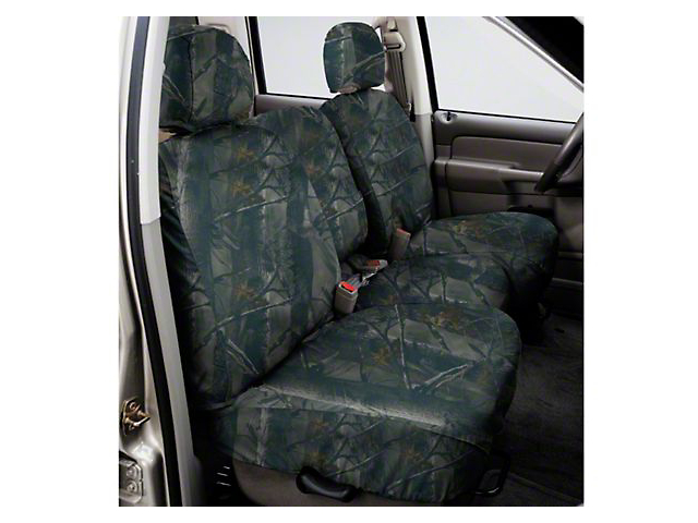 Covercraft Seat Saver Front - True Timber Camo (09-14 Bench Seats)