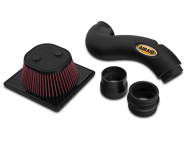 Airaid Jr. Intake Tube Kit w/ SynthaFlow Oiled Filter (11-14 5.0L F-150)