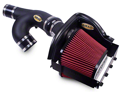 Airaid Cold Air Dam Intake w/ SynthaFlow Oiled Filter (11-14 3.5L EcoBoost)