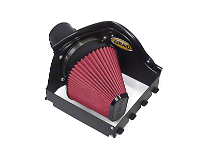 Airaid QuickFit Air Dam w/ SynthaFlow Oiled Filter (09-10 5.4L F-150, Excluding Raptor)